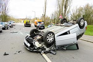 ハワイでの交通事故