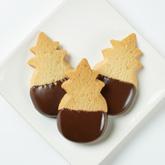 ダーク・チョコレート・ディップ・マカデミア Dark Chocolate Dipped Macadamia